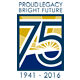 75th Anniversary Logo