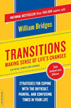 "Cover from ""Transitions: Making Sense of Life's Changes"" by William Bridges"