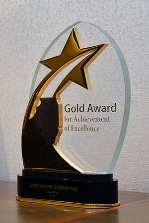 ILPEx Gold Award