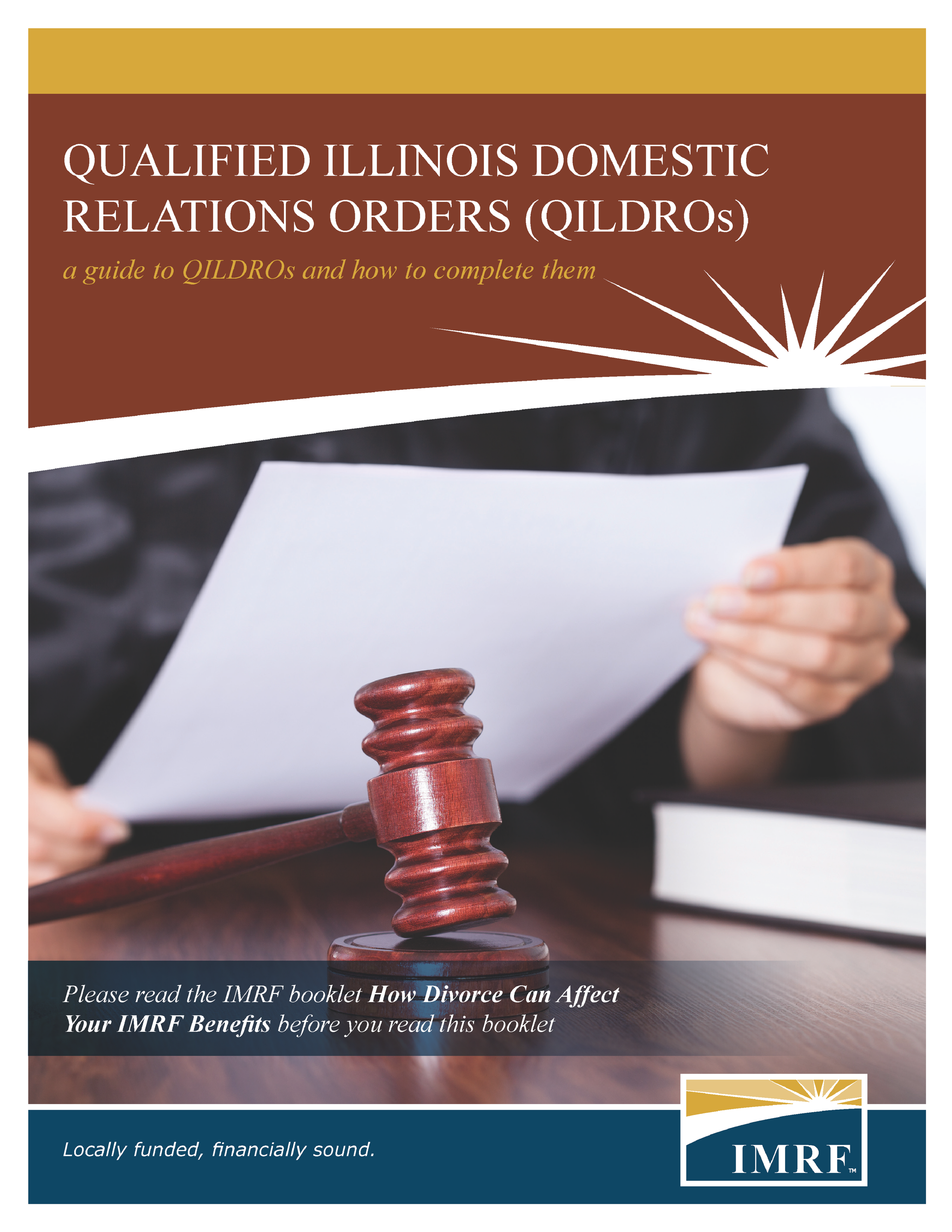 Qualified Illinois Domestic Relations Orders (QILDROs)