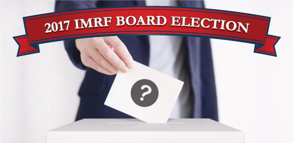 2017 IMRF Board Election