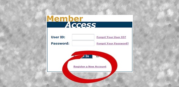 Register for Member Access